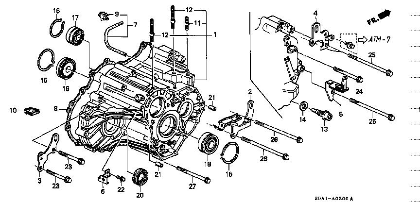E Cf4 Honda Fig List Jp Carparts Com Rh Jp Carparts Com 1999 Honda Accord  Transmission Diagram Subaru Automatic Transmission Diagram