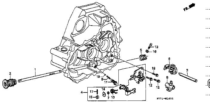 B18c Diagram