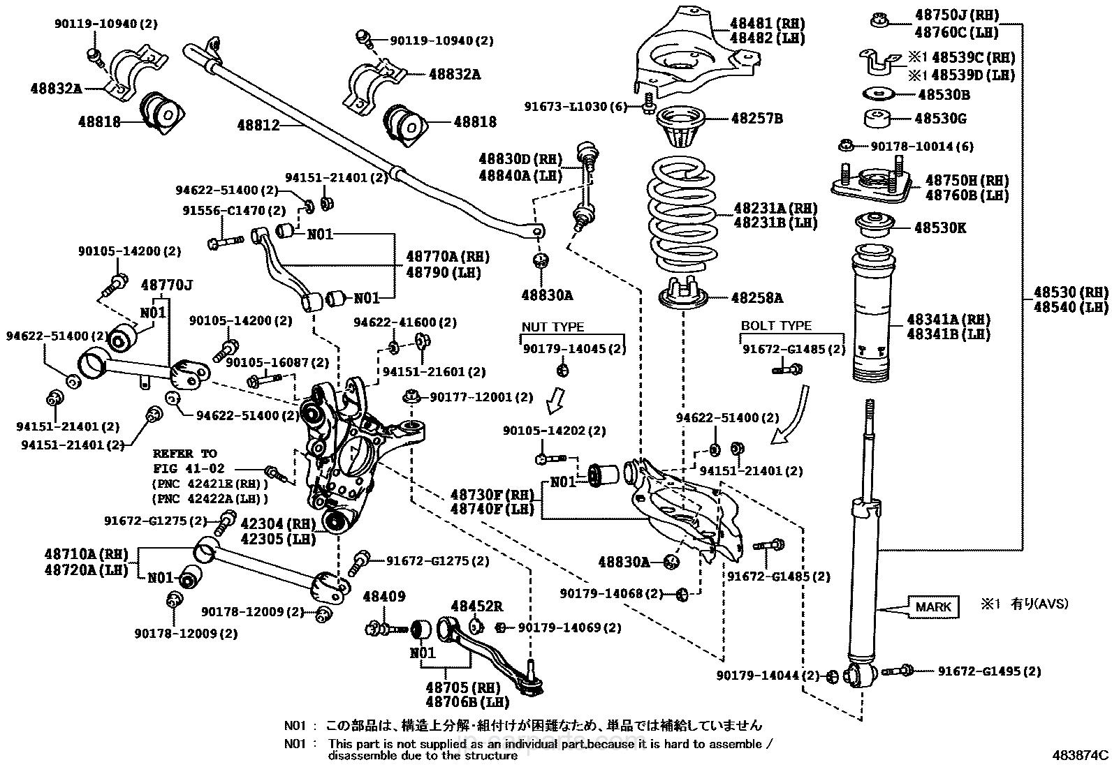 Car Parts List Of Car Parts