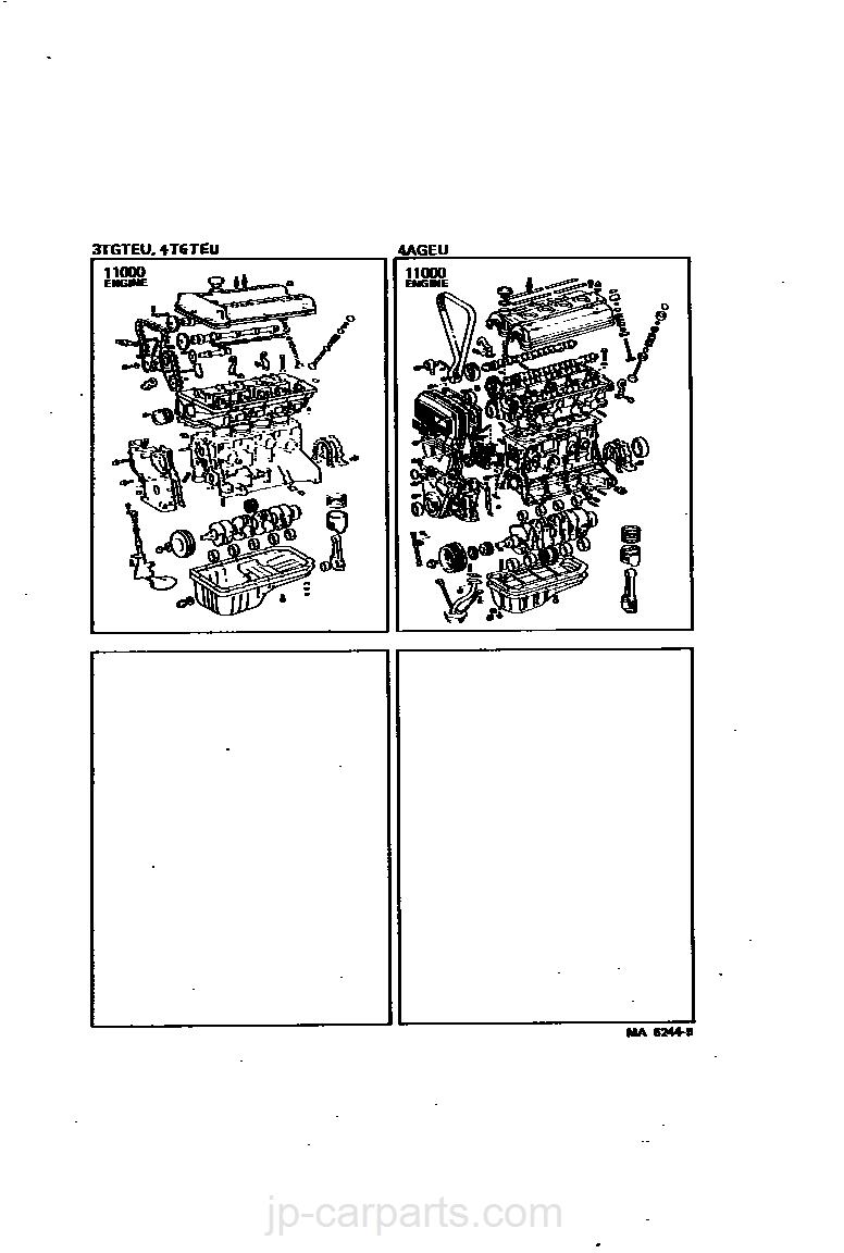 Partlist furthermore Partlist furthermore Gasket Set cylinder head cover 15 52803 01 REINZ also Partlist additionally  on 1983 toyota celica liftback