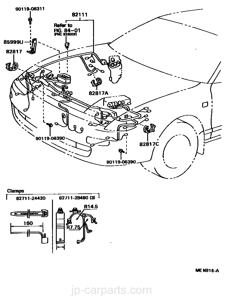 Fuse Box Layout Toyota Nation Forum Car And