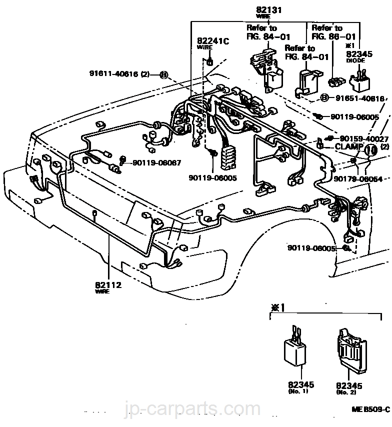 Pj Wiring Diagram